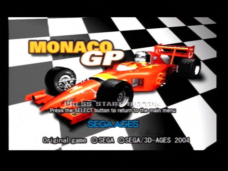 Sega Classics Collection (Playstation 2) Screenshots (17)