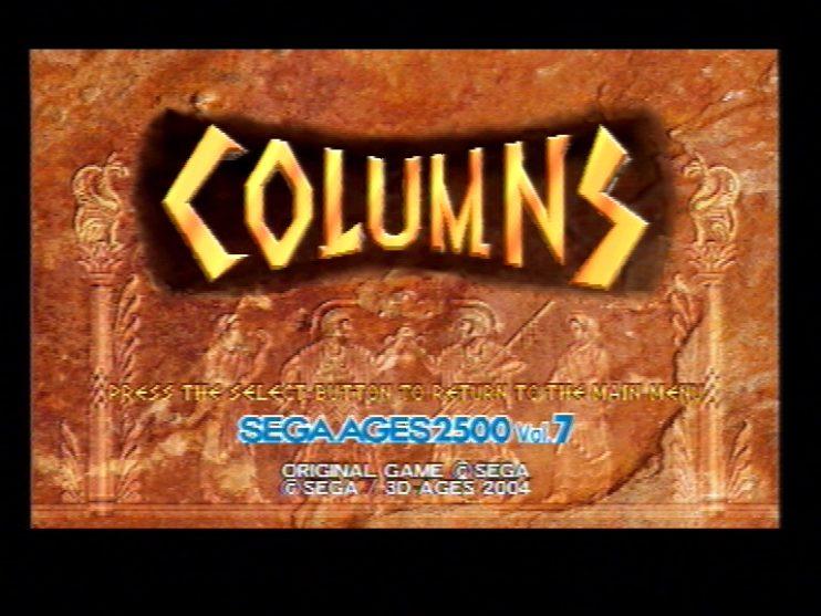 Sega Classics Collection (Playstation 2) Screenshots (21)