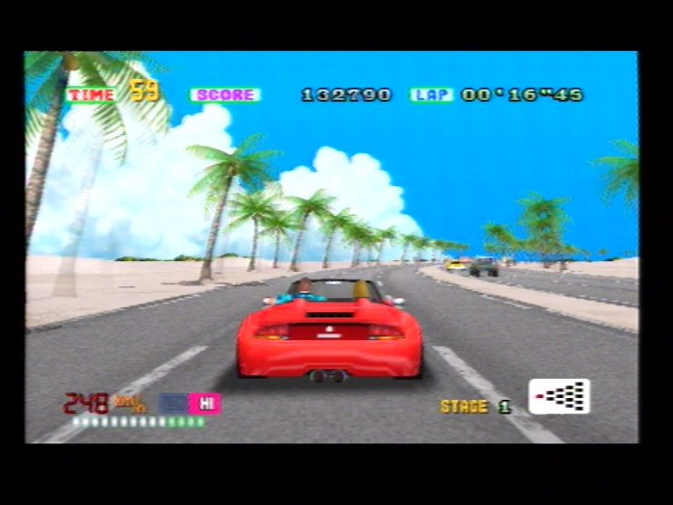 Sega Classics Collection (Playstation 2) Screenshots (29)