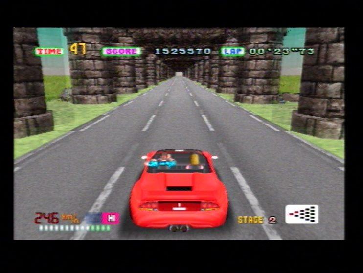Sega Classics Collection (Playstation 2) Screenshots (30)