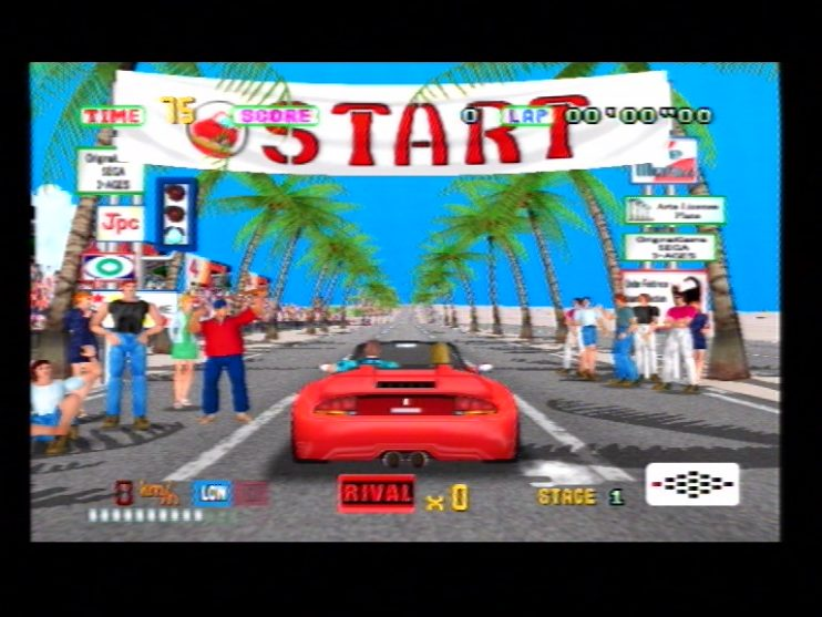 Sega Classics Collection (Playstation 2) Screenshots (31)