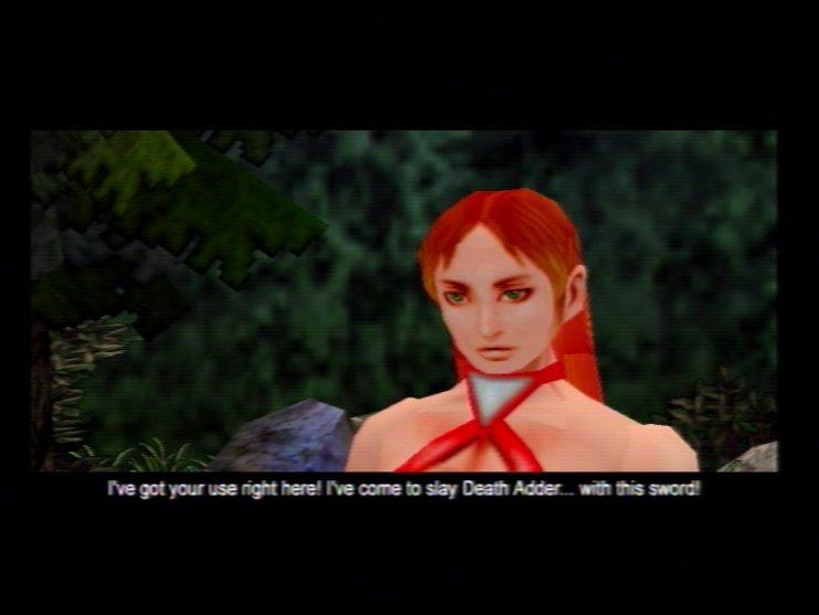 Sega Classics Collection (Playstation 2) Screenshots (37)