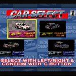 Sega Rally (Saturn) Screenshots (2)