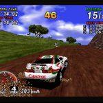 Sega Rally (Saturn) Screenshots (3)