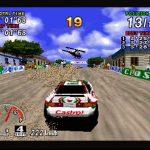 Sega Rally (Saturn) Screenshots (4)