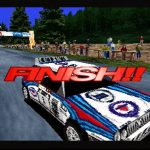 Sega Rally (Saturn) Screenshots (10)