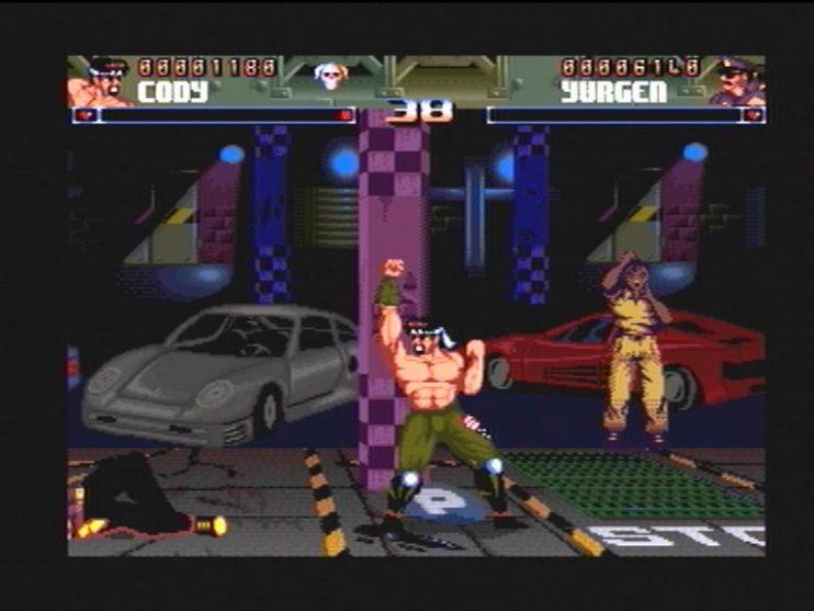 Shadow Fighter (CD32) Screenshots (6)