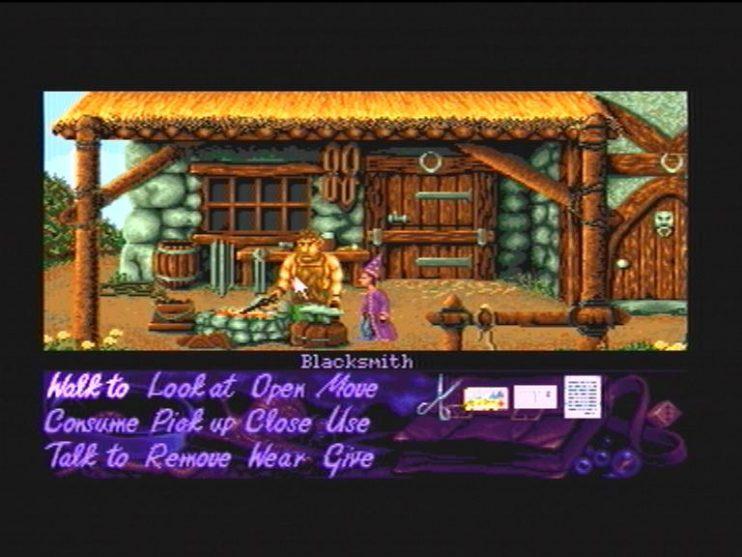 Simon the Sorcerer (CD32) Screenshots (4)