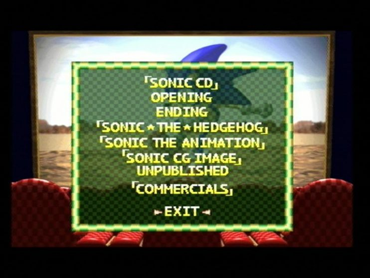 Sonic Jam (Saturn) Screenshots (5)