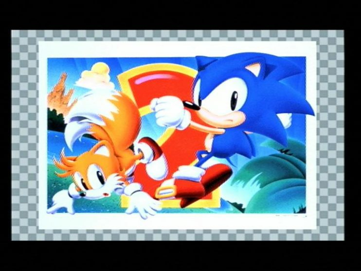 Sonic Jam (Saturn) Screenshots (6)
