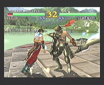 Soul Calibur (Dreamcast) Screenshots (2)