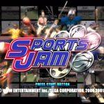 Sports Jam (Dreamcast) Screenshots (1)