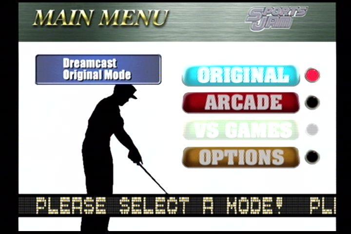 Sports Jam (Dreamcast) Screenshots (2)
