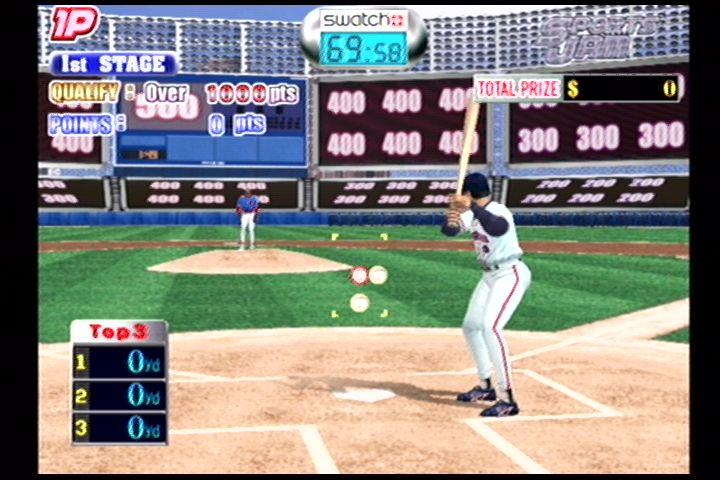 Sports Jam (Dreamcast) Screenshots (4)