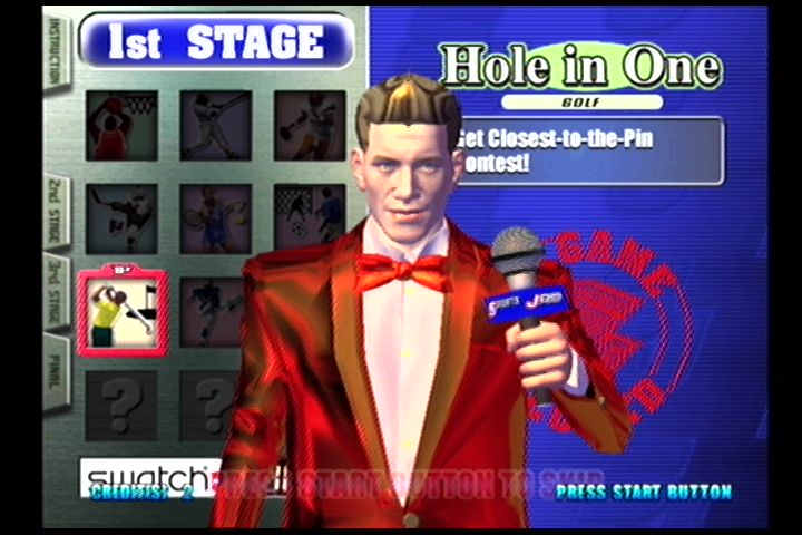 Sports Jam (Dreamcast) Screenshots (5)