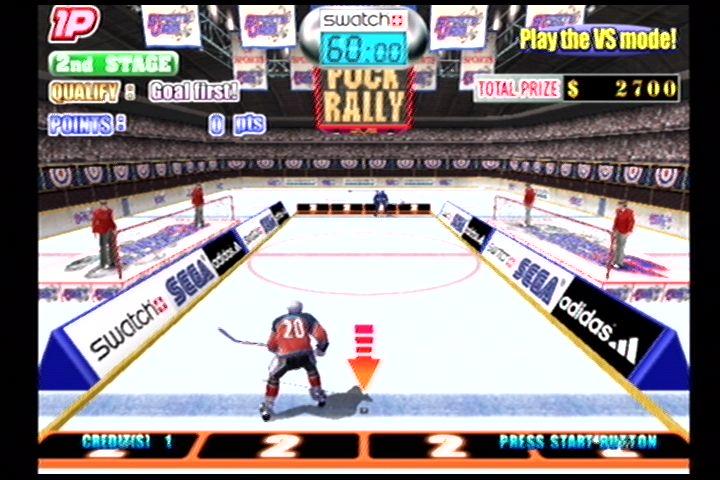 Sports Jam (Dreamcast) Screenshots (9)