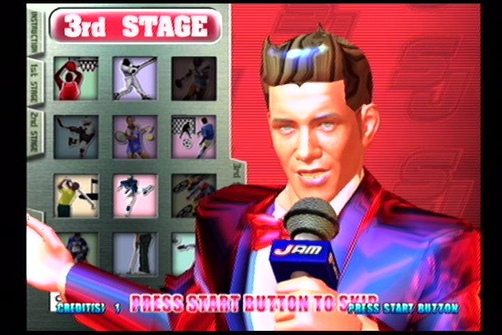 Sports Jam (Dreamcast) Screenshots (12)