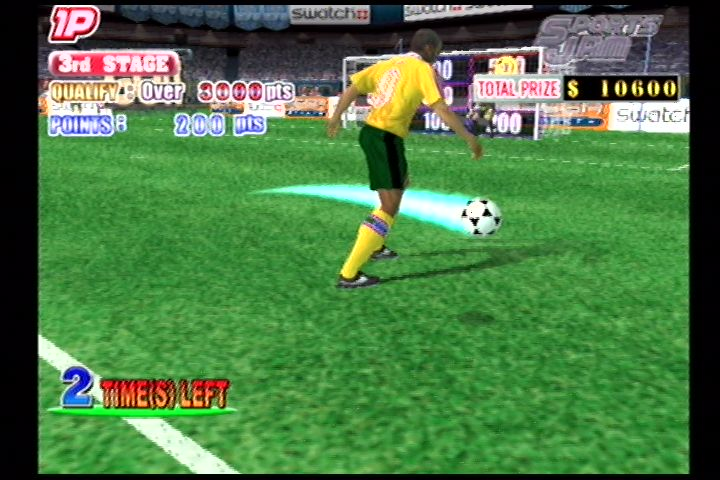 Sports Jam (Dreamcast) Screenshots (14)