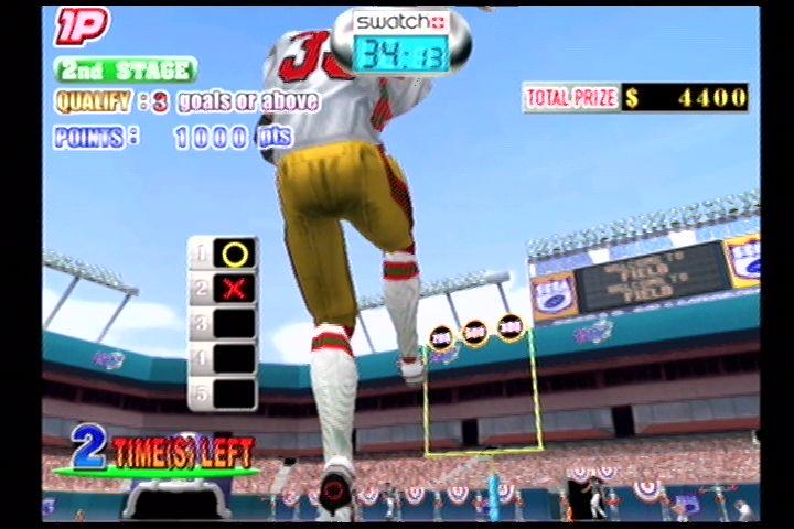 Sports Jam (Dreamcast) Screenshots (20)