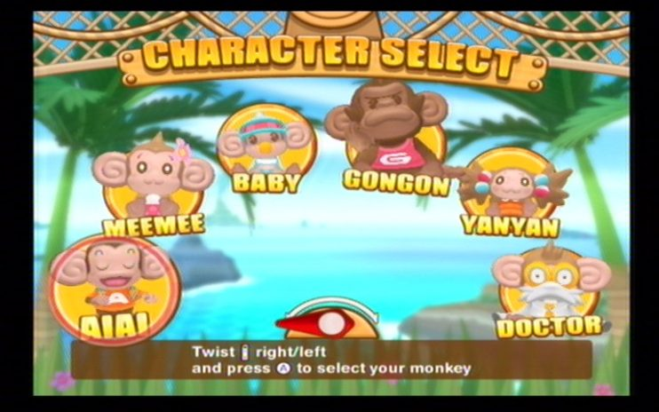 Super Monkey Ball - Banana Blitz Screenshots (2)