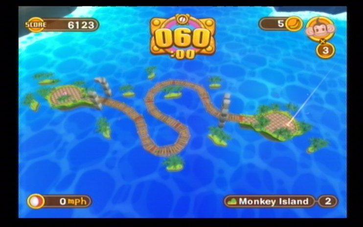 Super Monkey Ball - Banana Blitz Screenshots (4)