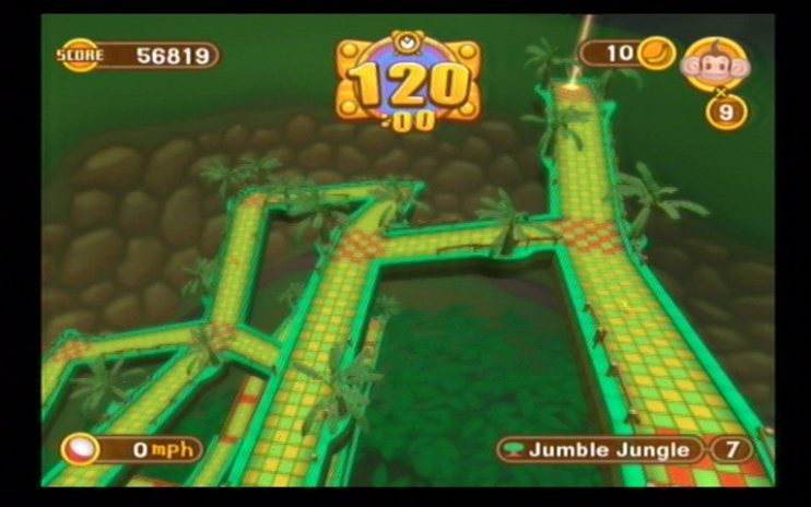 Super Monkey Ball - Banana Blitz Screenshots (9)