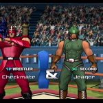 Ultimate Muscle (Gamecube) Screenshots (6)