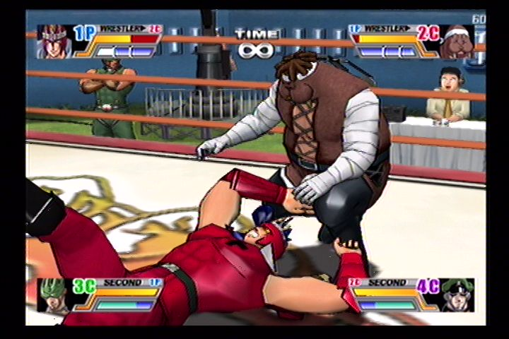 Ultimate Muscle (Gamecube) Screenshots (8)