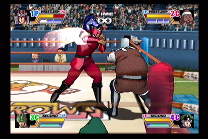 Ultimate Muscle (Gamecube) Screenshots (9)