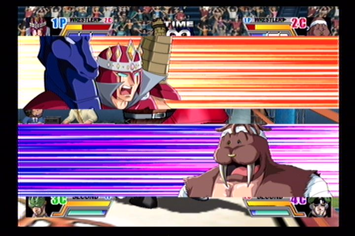 Ultimate Muscle (Gamecube) Screenshots (11)