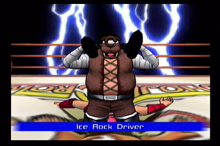 Ultimate Muscle (Gamecube) Screenshots (15)
