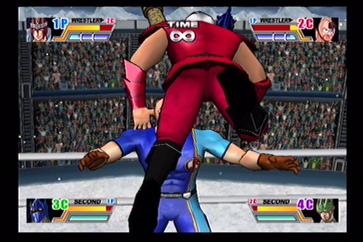 Ultimate Muscle (Gamecube) Screenshots (17)