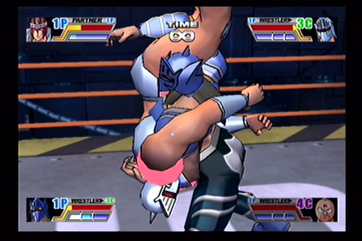 Ultimate Muscle (Gamecube) Screenshots (30)