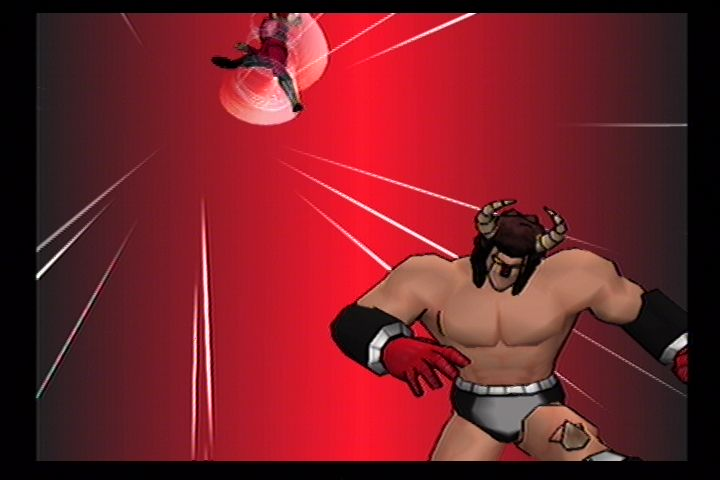 Ultimate Muscle (Gamecube) Screenshots (34)