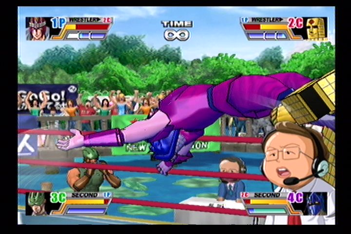 Ultimate Muscle (Gamecube) Screenshots (37)