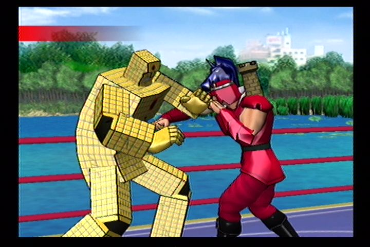Ultimate Muscle (Gamecube) Screenshots (39)