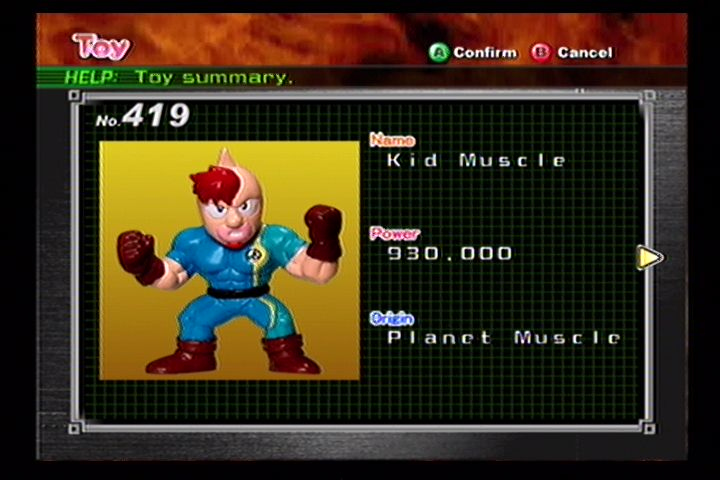 Ultimate Muscle (Gamecube) Screenshots (40)