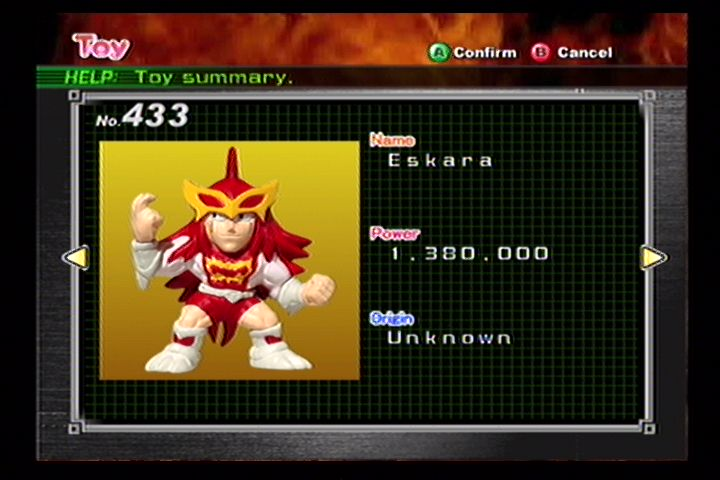 Ultimate Muscle (Gamecube) Screenshots (42)