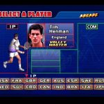 Virtua Tennis (Dreamcast) Screenshots (2)