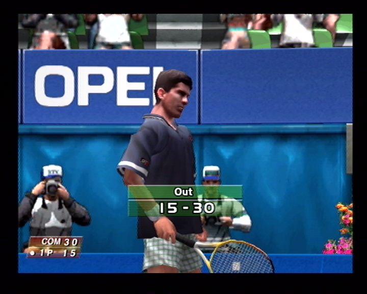 Virtua Tennis (Dreamcast) Screenshots (5)