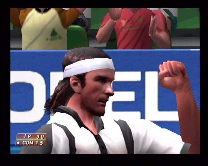 Virtua Tennis (Dreamcast) Screenshots (7)