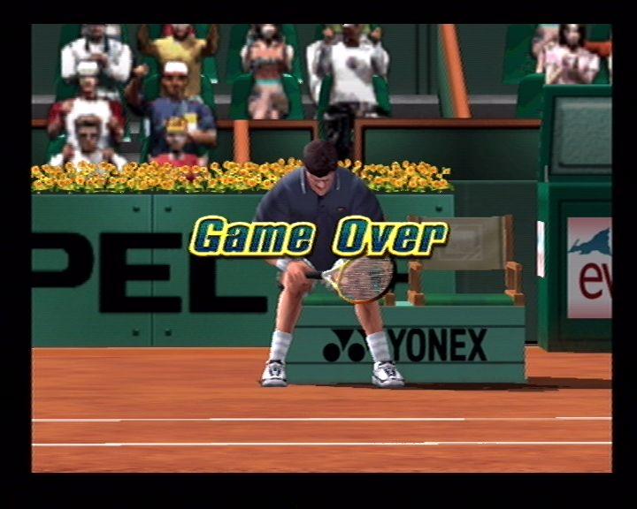 Virtua Tennis (Dreamcast) Screenshots (11)