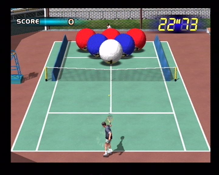 Virtua Tennis (Dreamcast) Screenshots (15)