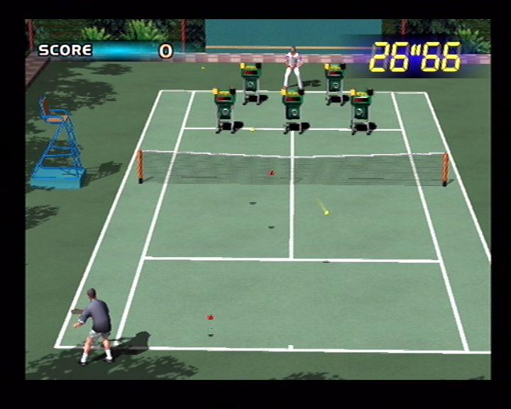 Virtua Tennis (Dreamcast) Screenshots (16)