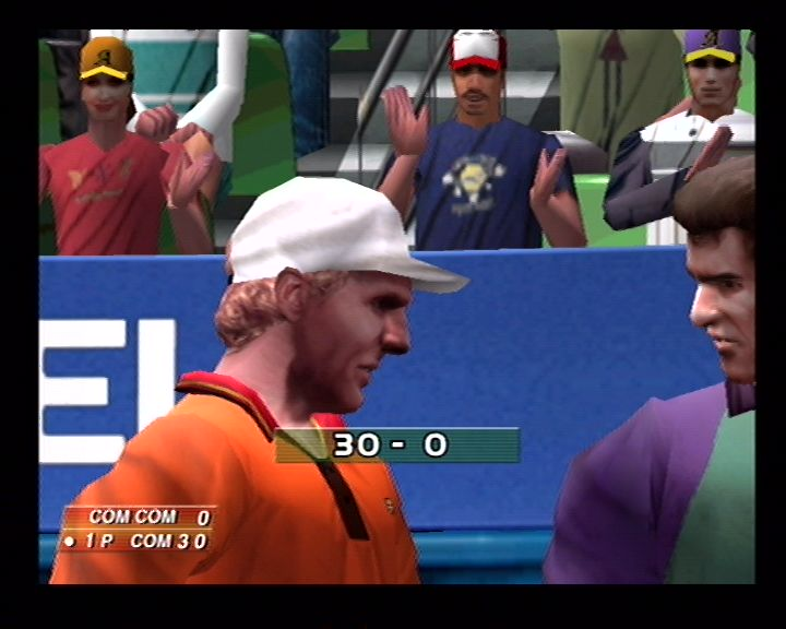 Virtua Tennis (Dreamcast) Screenshots (23)