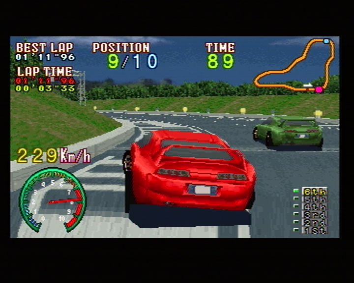 Wangan Dead Heat Screenshots (7)