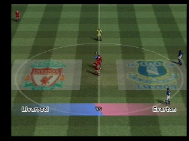 Winning Eleven 8 (Japanese PS2) Screenshots (3)