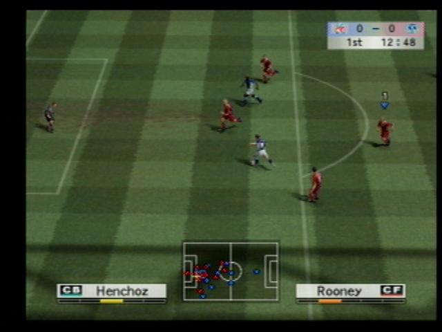 Winning Eleven 8 (Japanese PS2) Screenshots (5)