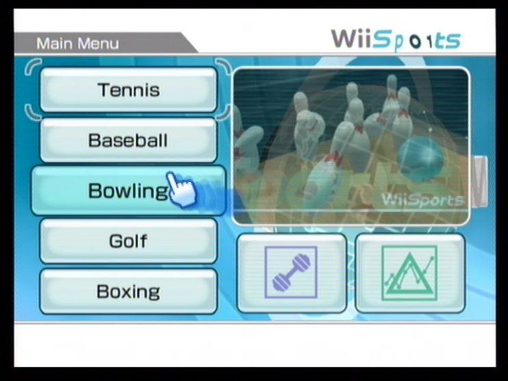Wii Sports Screenshots (2)