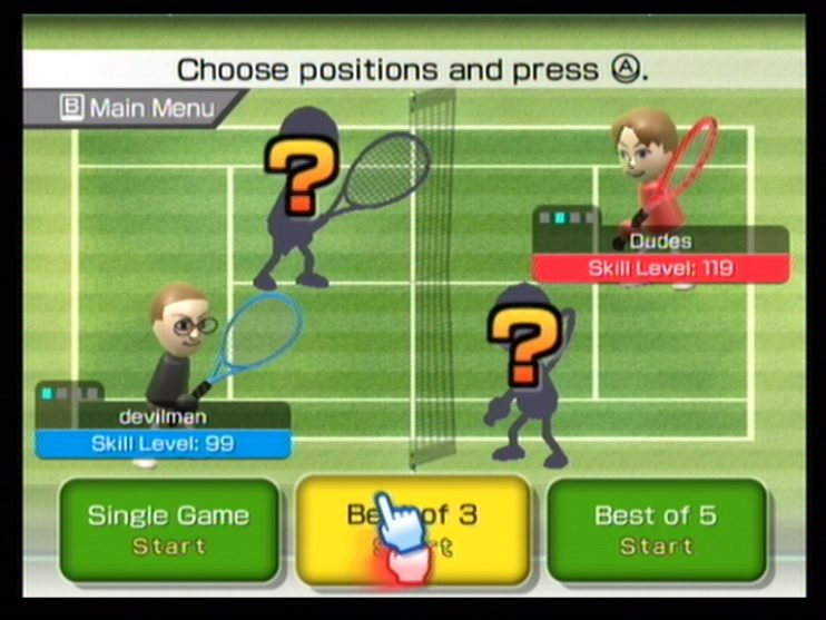 Wii Sports Screenshots (4)